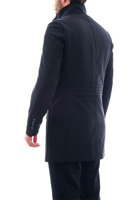 Cappotto in tessuto idrorepellente SETTE/MEZZO   Cappotto   CP725-EXCELSIORNERO