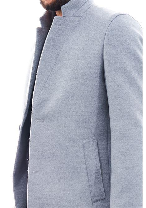 Cappotto in eco-lana SETTE/MEZZO   Cappotto   CP738-VITESSGHIACCIO
