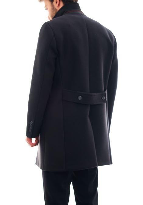 Cappotto in tessuto strutturato SETTE/MEZZO | Cappotto | CPS720-TWENTENERO