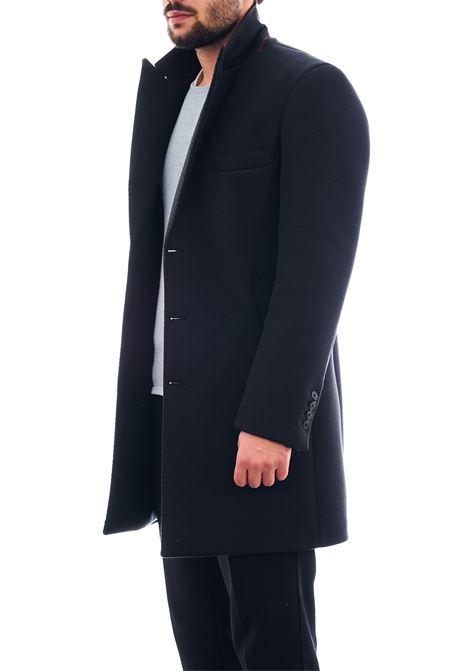 Cappotto in tessuto strutturato SETTE/MEZZO   Cappotto   CPS720-TWENTENERO