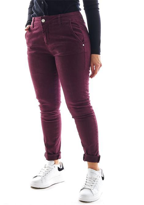Pantaloni SETTE/MEZZO   Pantalone   E33-TASCA AMERICABORDEAU