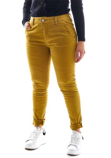 Pantaloni SETTE/MEZZO   Pantalone   E33-TASCA AMERICASENAPE