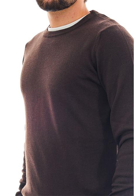 Pullover girocollo SETTE/MEZZO | Maglia | GIROCOLLO350