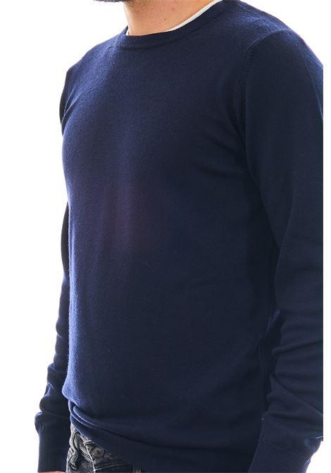 Pullover girocollo SETTE/MEZZO | Maglia | GIROCOLLO400