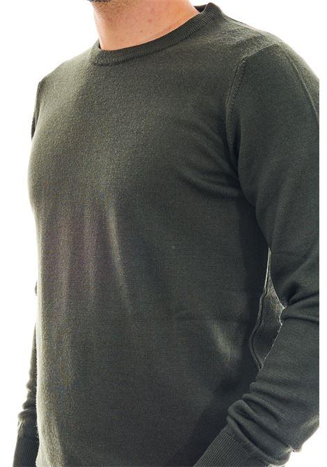 Pullover girocollo SETTE/MEZZO | Maglia | GIROCOLLO910