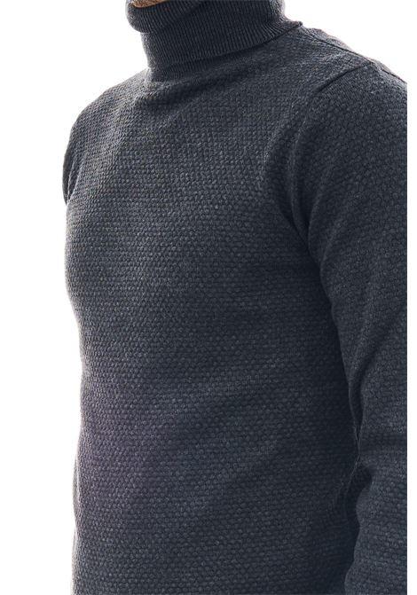 Maglione collo alto SSEINSE | Maglia | MI1671SSANTRACITE