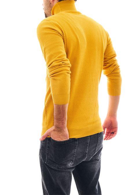 Maglione collo alto SSEINSE | Maglia | MI1671SSSENAPE