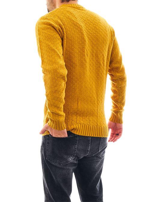 Pullover in misto lana SSEINSE | Maglia | MI1733SSSENAPE