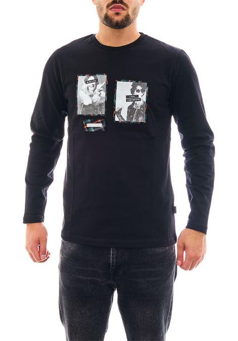 Maglia manica lunga SSEINSE | T-shirt | MI1770SSNERO