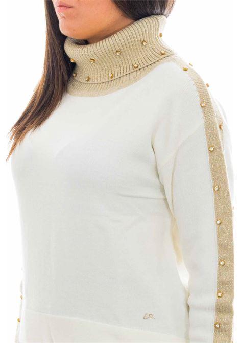 Pullover a collo alto YES-ZEE | Maglia | M053-IK000101