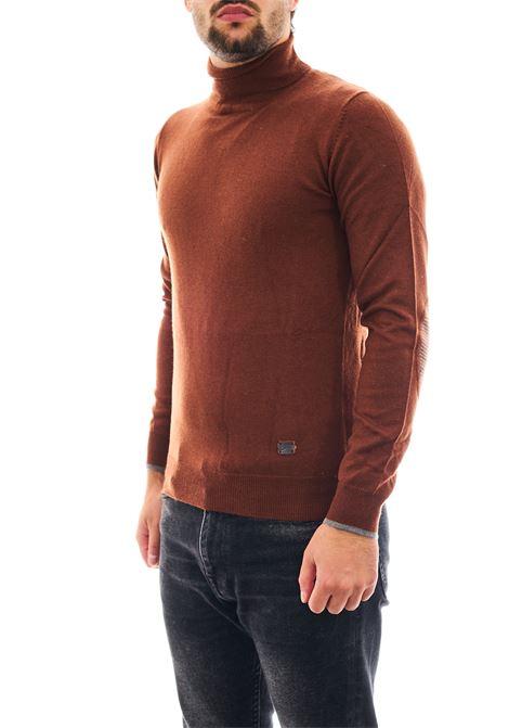 Pullover collo alto YES-ZEE | Maglia | M831-MD000204