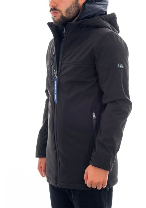 Giubbotto impermeabile lungo YES-ZEE | Cappotto | O802-M4000801