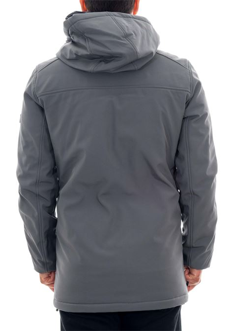 Giubbotto impermeabile lungo YES-ZEE | Cappotto | O802-M4000812