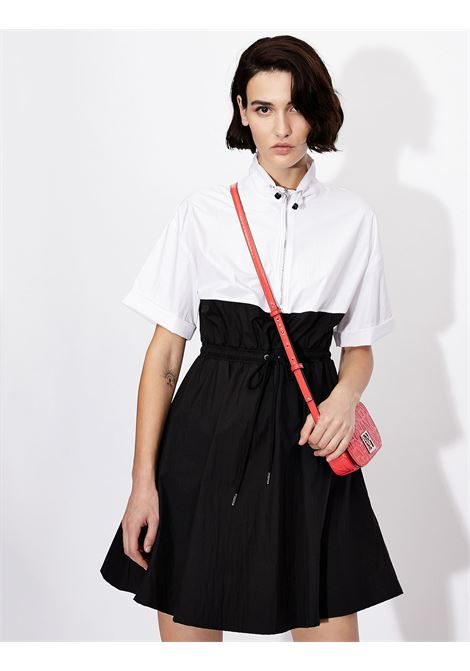 Vestito bi-colore Armani Exchange ARMANI EXCHANGE | Abito | 3KYA09-YNL7Z9155