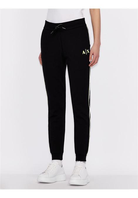Pantaloni sportivi in felpa Armani Exchange ARMANI EXCHANGE | Pantalone | 3KYP85-YJ3NZ1200