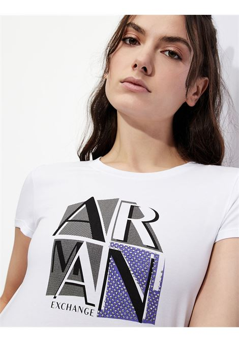 T-shirt slim fit Armani Exchange ARMANI EXCHANGE | T-shirt | 3KYTGH-YJ7GZ1000