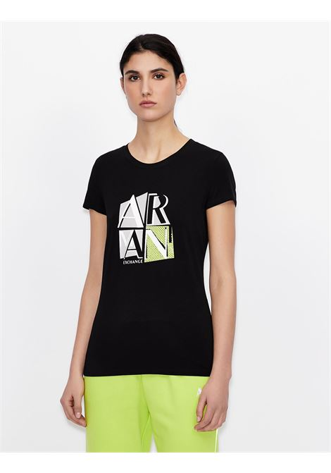 T-shirt slim fit Armani Exchange ARMANI EXCHANGE | T-shirt | 3KYTGH-YJ7GZ1200