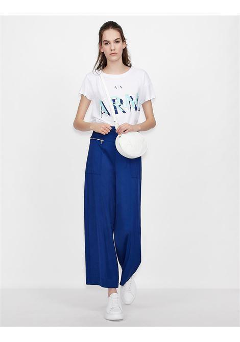T-shirt con stampa Armani Exchange ARMANI EXCHANGE | T-shirt | 3KYTGX-YJ3CZ1000