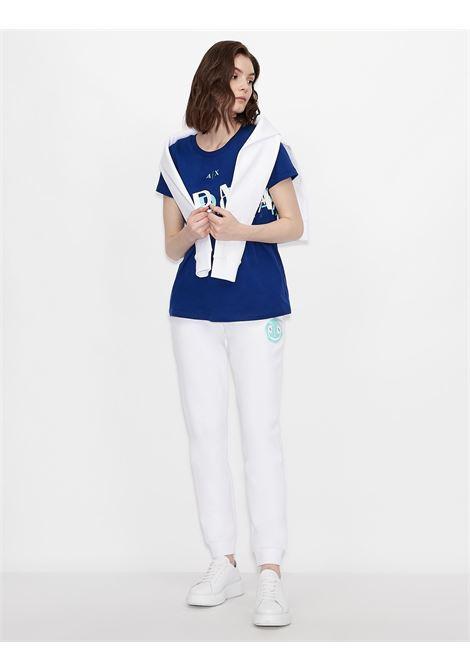 T-shirt con stampa Armani Exchange ARMANI EXCHANGE | T-shirt | 3KYTGX-YJ3CZ15AE