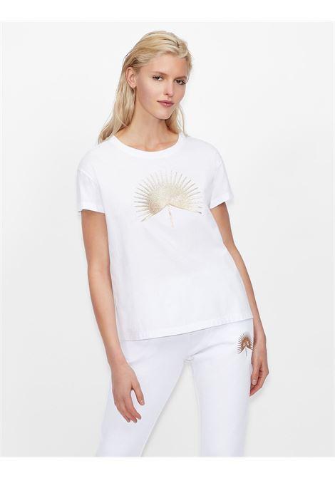 T-shirt boyfriend fit Armani Exchange ARMANI EXCHANGE | T-shirt | 3KYTHK-YJ73Z1000