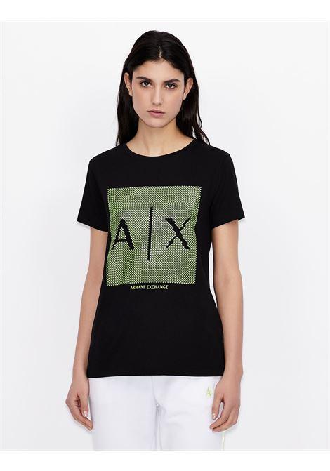 T-shirt con stampa Armani Exchange ARMANI EXCHANGE | T-shirt | 3KYTKE-YJW3Z1200