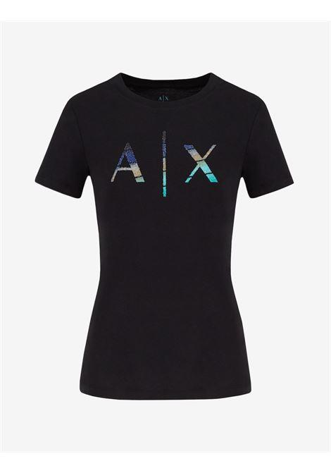 T-shirt con logo Armani Exchange ARMANI EXCHANGE | T-shirt | 3KYTKK-YJX9Z1200