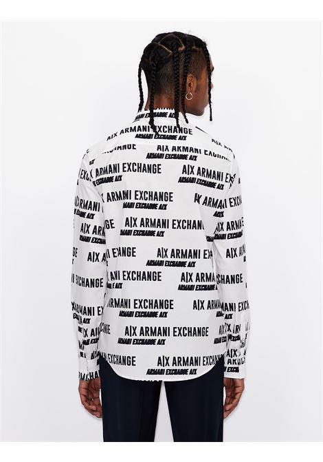 Camicia Fantasia Armani Exchange ARMANI EXCHANGE | T-shirt | 3KZC25-ZNEAZ2103