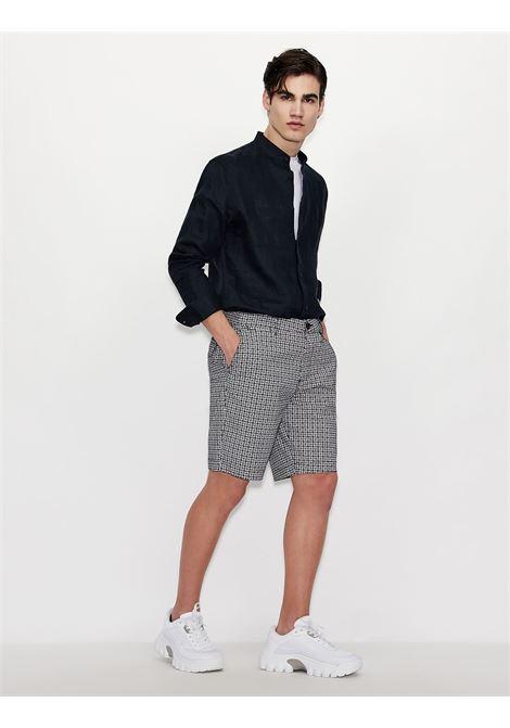 Camicia a maniche lunghe Armani Exchange ARMANI EXCHANGE | Camicia | 3KZC69-ZNCFZ1510
