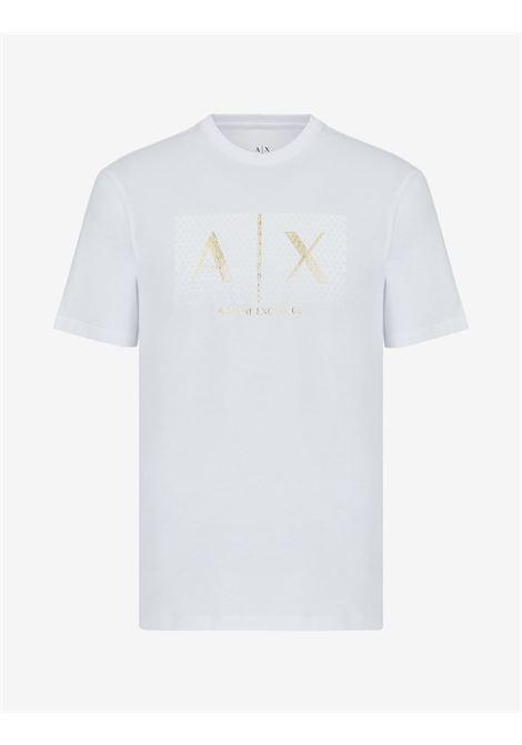 T-shirt con logo Armani Exchange ARMANI EXCHANGE | T-shirt | 3KZTEA-ZJ9AZ1100