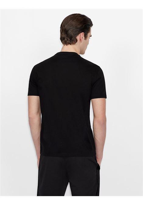 T-shirt con logo Armani Exchange ARMANI EXCHANGE | T-shirt | 3KZTEC-ZJ9AZ1200