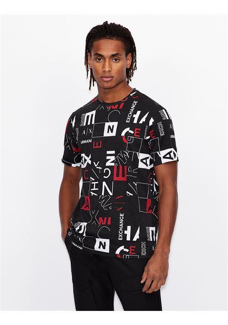 T-shirt regular fit Armani exchange ARMANI EXCHANGE | T-shirt | 3KZTFC-ZJH4Z5203