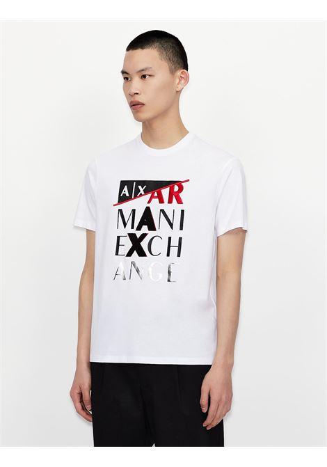 T-shirt Armani Exchange ARMANI EXCHANGE | T-shirt | 3KZTFD-ZJBVZ1100