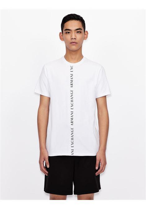 T-shirt slim fit Armani Exchange ARMANI EXCHANGE | T-shirt | 3KZTFL-ZJEAZ1100