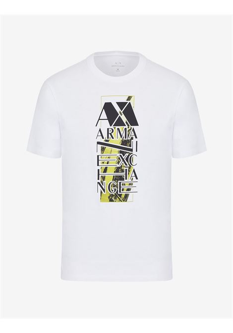 T-shirt Armani Exchange regular fit ARMANI EXCHANGE | T-shirt | 3KZTFU-ZJH4Z1100