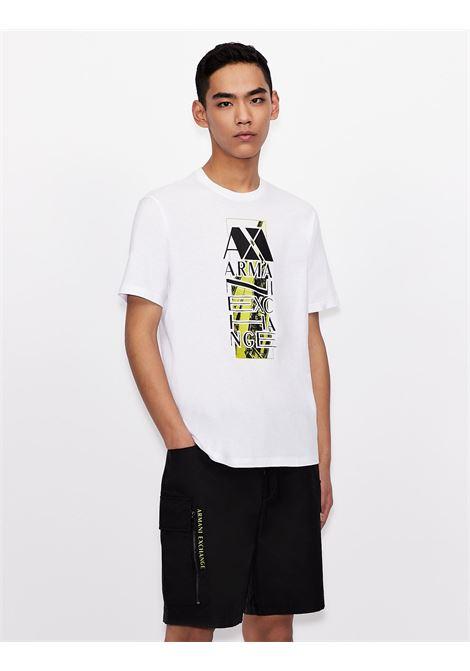 T-shirt Armani Exchange regular fit ARMANI EXCHANGE | T-shirt | 3KZTFU-ZJH4Z1100
