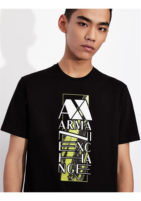 T-shirt Armani Exchange regular fit ARMANI EXCHANGE | T-shirt | 3KZTFU-ZJH4Z1200