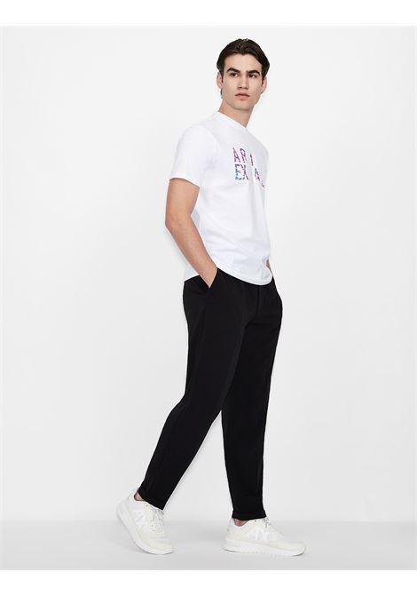 T-shirt con logo Armani Exchange ARMANI EXCHANGE | T-shirt | 3KZTGF-ZJBVZ1100