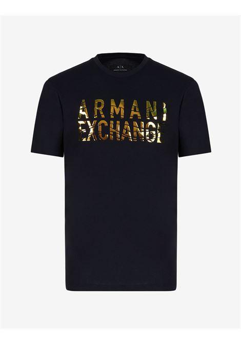 T-shirt con logo Armani Exchange ARMANI EXCHANGE | T-shirt | 3KZTGF-ZJBVZ1510