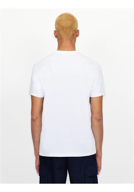 T-shirt con stampa Armani Exchange ARMANI EXCHANGE | T-shirt | 3KZTNC-ZJE6Z1100