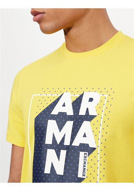 T-shirt slim fit Armani exchange ARMANI EXCHANGE | T-shirt | 3KZTNC-ZJE6Z1620