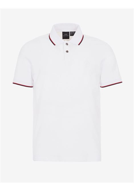 Polo slim fit ARMANI EXCHANGE | Polo | 8NZF75-Z8M5Z1100
