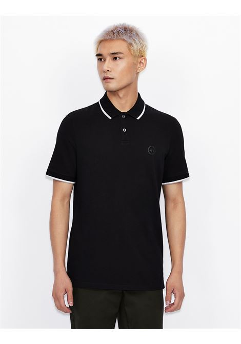 Polo slim fit ARMANI EXCHANGE | Polo | 8NZF75-Z8M5Z1200