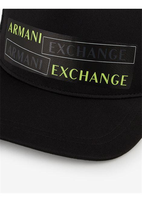 Cappello con visiera Armani Exchange ARMANI EXCHANGE | Cappello | 954203-1P10300020