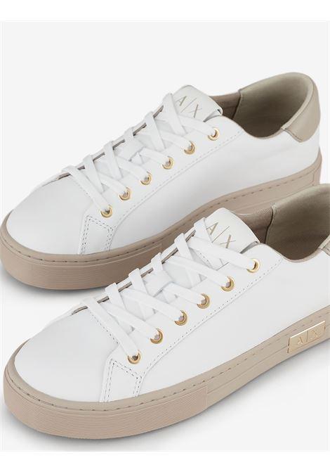 Sneakers in pelle Armani Exchange ARMANI EXCHANGE | Scarpe | XDX027-XCC14K507