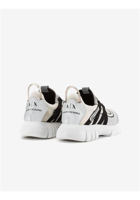 Sneakers in tessuto elastico Armani Exchange ARMANI EXCHANGE | Scarpe | XDX060-XV359K540