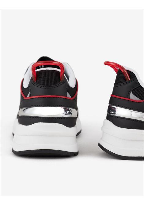 Sneaker con dettagli riflettenti Armani Exchange ARMANI EXCHANGE | Scarpe | XUX089-XV27500002