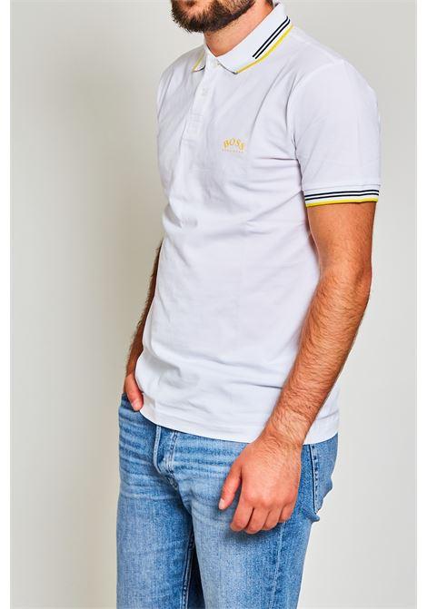 Polo Boss Paul Curved BOSS | Polo | 50412675113