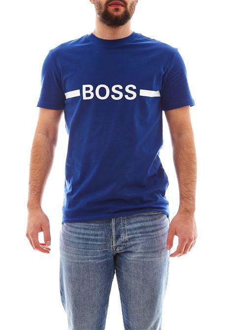 T-Shirt RN Slim Fit BOSS   T-shirt   50437367423