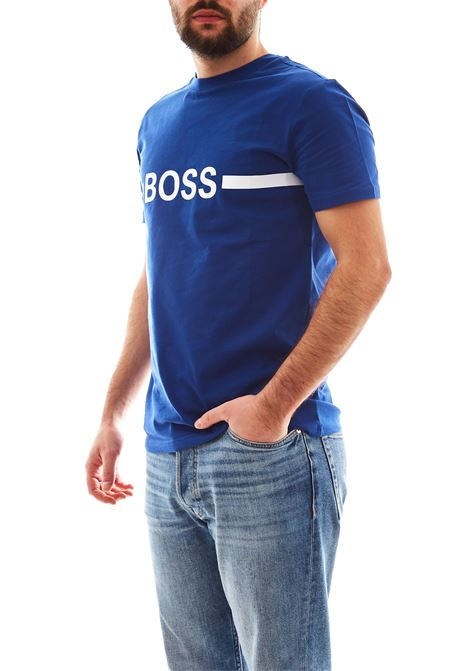 T-Shirt RN Slim Fit BOSS | T-shirt | 50437367423