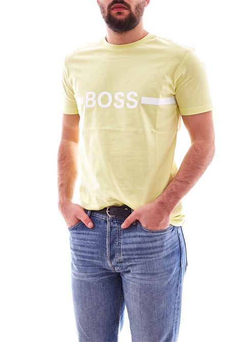 T-Shirt RN Slim Fit Boss BOSS | T-shirt | 50437367743